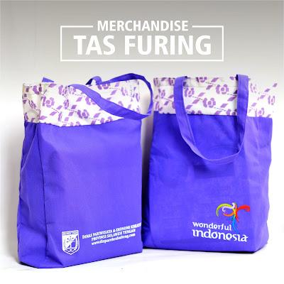 Seminar Kit - Merchandise Tas Furing