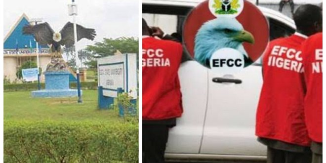 Breaking News! EFCC Declare War On DELSU students