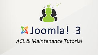 Understand Joomla! 3 Access Control & Maintenance