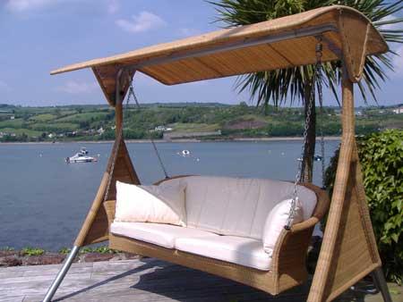 ROSE WOOD FURNITURE: patio furniture swing