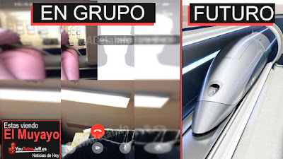 Videollamadas en Grupo de Whatsapp ya están aquí | El Muyayo