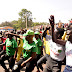 NPFL Champions Plateau United Victory Parade in Jos See More Photos