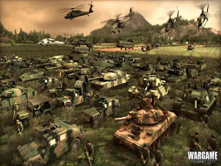 Wargame AirLand Battle PC Game Free Download
