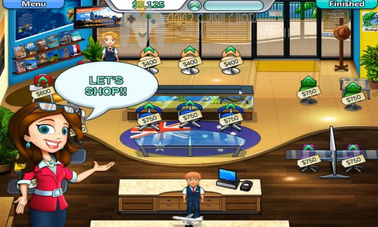 تحميل لعبة وكالة السفر Travel Agency للكمبيوتر بحجم صغير
