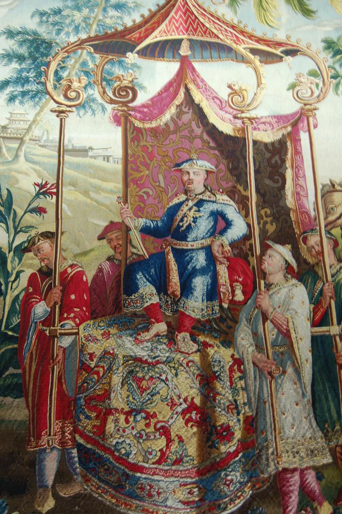 Loveisspeed Medieval Tapestries Art