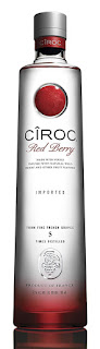 smooth taste CIROC Red Berry Vodka, 70 cl, lowest 26.99 pound, age 18+