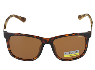 Spex Symbol Police Sunglasses