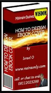 How To Design E-Book Cover