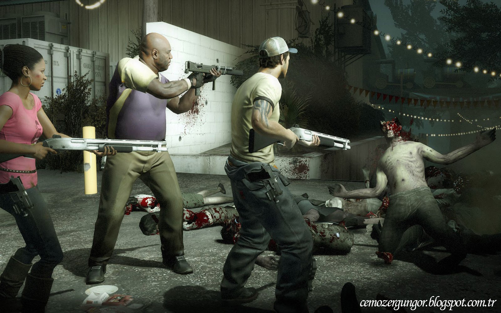 Left 4 Dead 2 Full Tek Link İndir+Torrent İle İndir