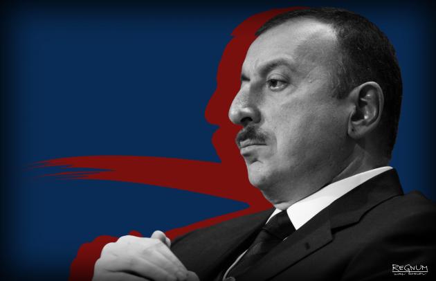 Aliyev establece condiciones a Europa