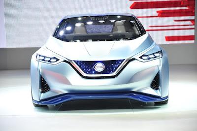 Η Nissan παρουσιάζει το όραμά της για την αυτοκίνηση, στο Σαλόνι της Γενεύης