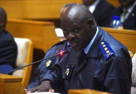 'white people brought crime to South Africa, they brought things they know we would be tempted to steal, just to make us look bad',General Kehla Sithole