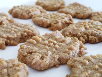 Super Easy Ketogenic Peanut Butter Cookies (Low Carb, keto, Gluten Free) - sugar free cookies, keto cookies, low carb cookies, low carb peanut butter cookies, flourless peanut cookies