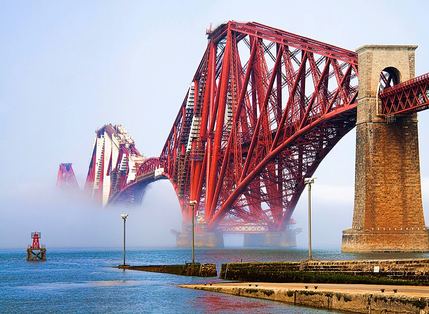 Forth Bridge, Edimburgo