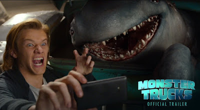 monster trucks review movie