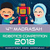 Panduan Kompetisi Robotik Madrasah Tahun 2018