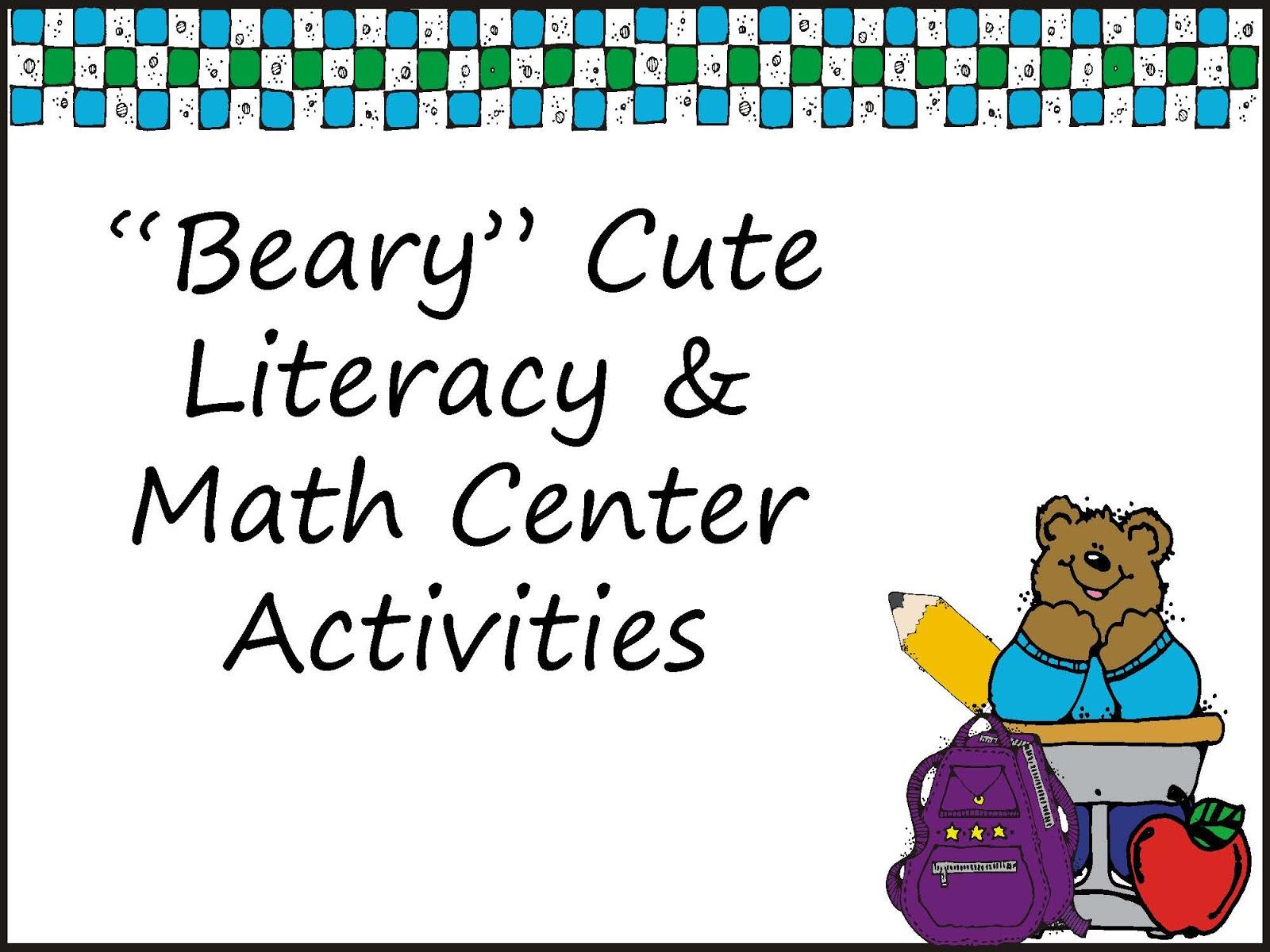 The Kindergarten Pod Bear Unit