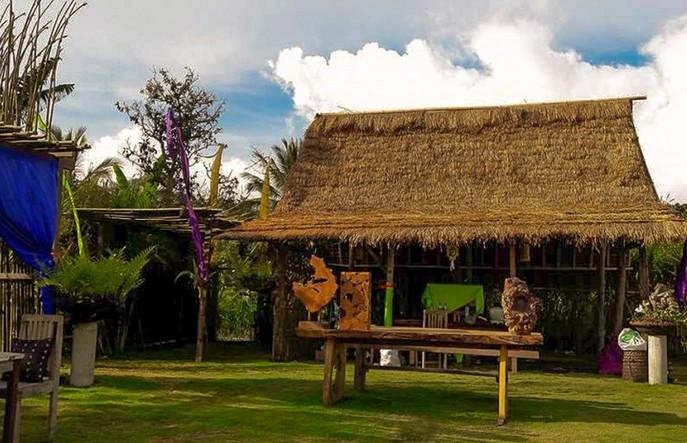 Destinasti Objek Wisata N Jung Bali Camp Di Kintamani Bangli