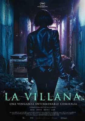 The Villainess 2017 DVD R4 NTSC Latino