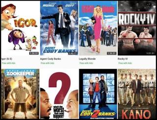 عاجل .. يوتيوب الآن يتيح لك مشاهدة أفلام هوليوود مجاناً