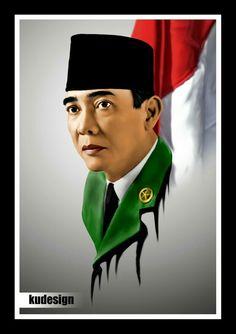 Presiden Pertama Republik Indonesia | Dr. Ir. H. Soekarno