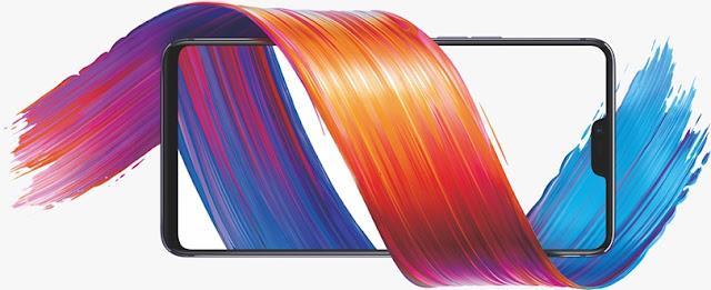 تعرف على هذا الهاتف المستوحى من ايفون Oppo R15 - X