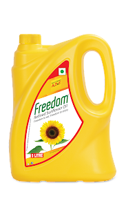 Freedom Sunflower and Rice Bran Oils price slashed