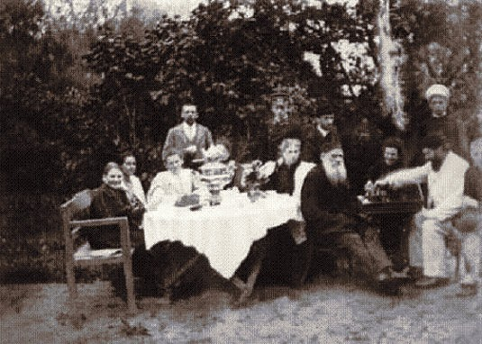 Taneyev Tolstoi