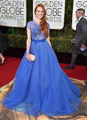 Barbara%2BMeier%2BinGeorges%2BHobeika - Globos de Ouros/ Golden Globes 2016