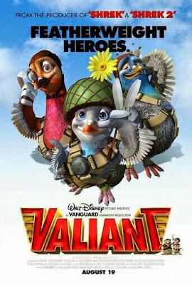 Sinopsis film Valiant (2005)