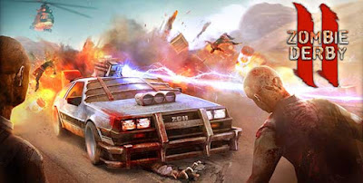 Zombie Derby 2 Apk + Mod Money, Fuel for Android