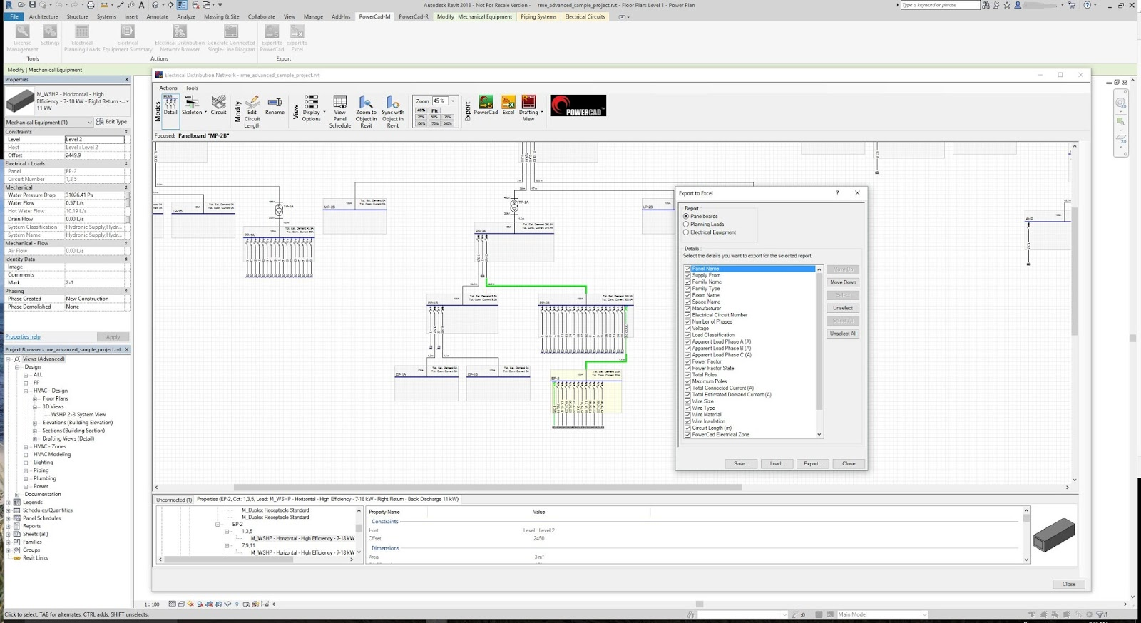 Powercalch Electrical Engineering Design Software Harmonic Modeling