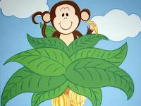 Dongeng Fabel Anak | Kisah Katak dan Monyet yang Rakus