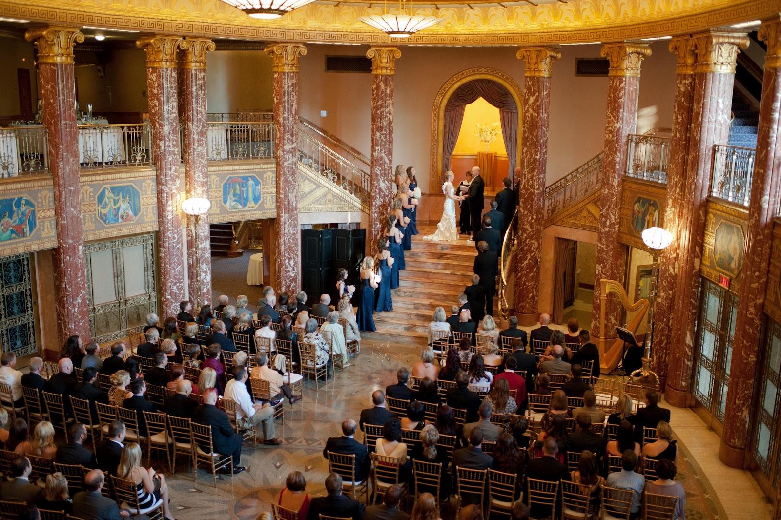 Wedding Hall Ceremony: Wedding & Event Planning
