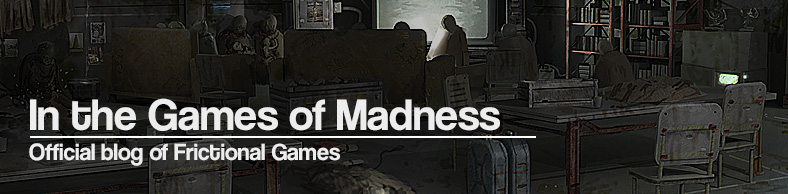 In The Games Of Madness