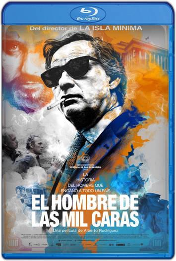 El Hombre de las Mil Caras (2016) HD 1080p Castellano