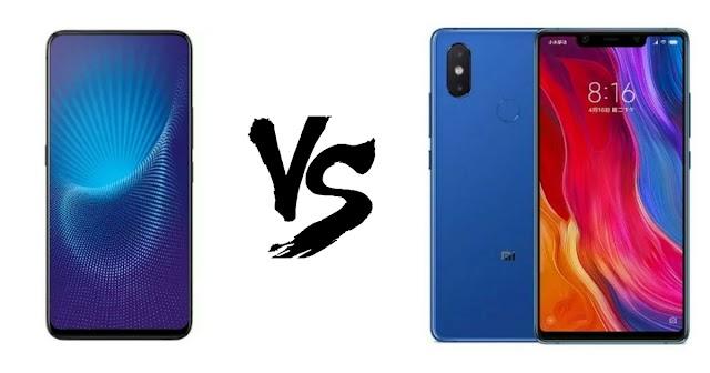 Xiaomi Mi 8 SE vs Vivo NEX