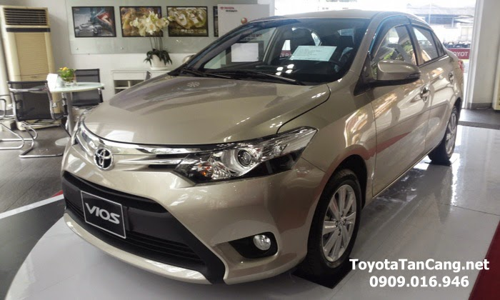 """toyota vios 1 5 e toyota tan cang 13 - Đánh giá Toyota Vios 2015 """"Tiết kiệm mà bền bỉ"""" - Muaxegiatot.vn"""