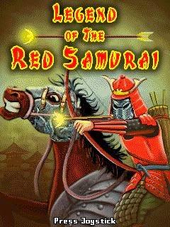 Legend Of The Red Samurai