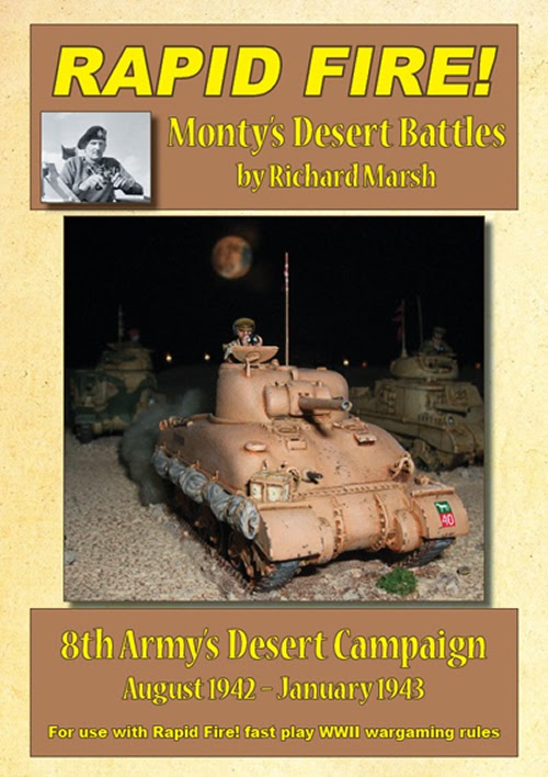 Rapid Fire Monty's Desert Battles