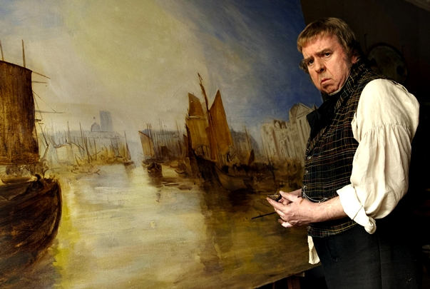 Mr. Turner, de Mike Leigh