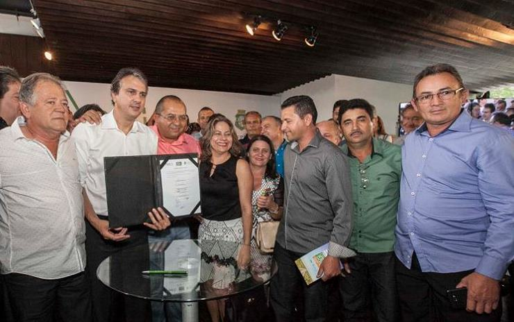 Blog de Altaneira: Prefeito, Primeira Dama e vereadores de Altaneira ...