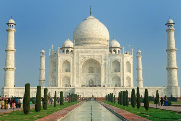 Mausoleum of Mumtaz Mahal