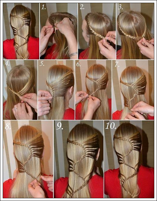 Swell Simple Indian Hairstyles For Party Step By Step Top Model Hairstyle Natural Hairstyles Runnerswayorg