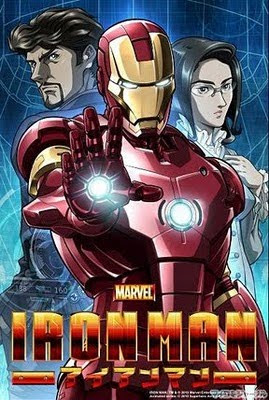 Download Anime Iron Man (Homem de Ferro) Dublado