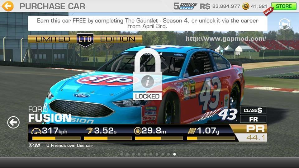 Real racing apk data download