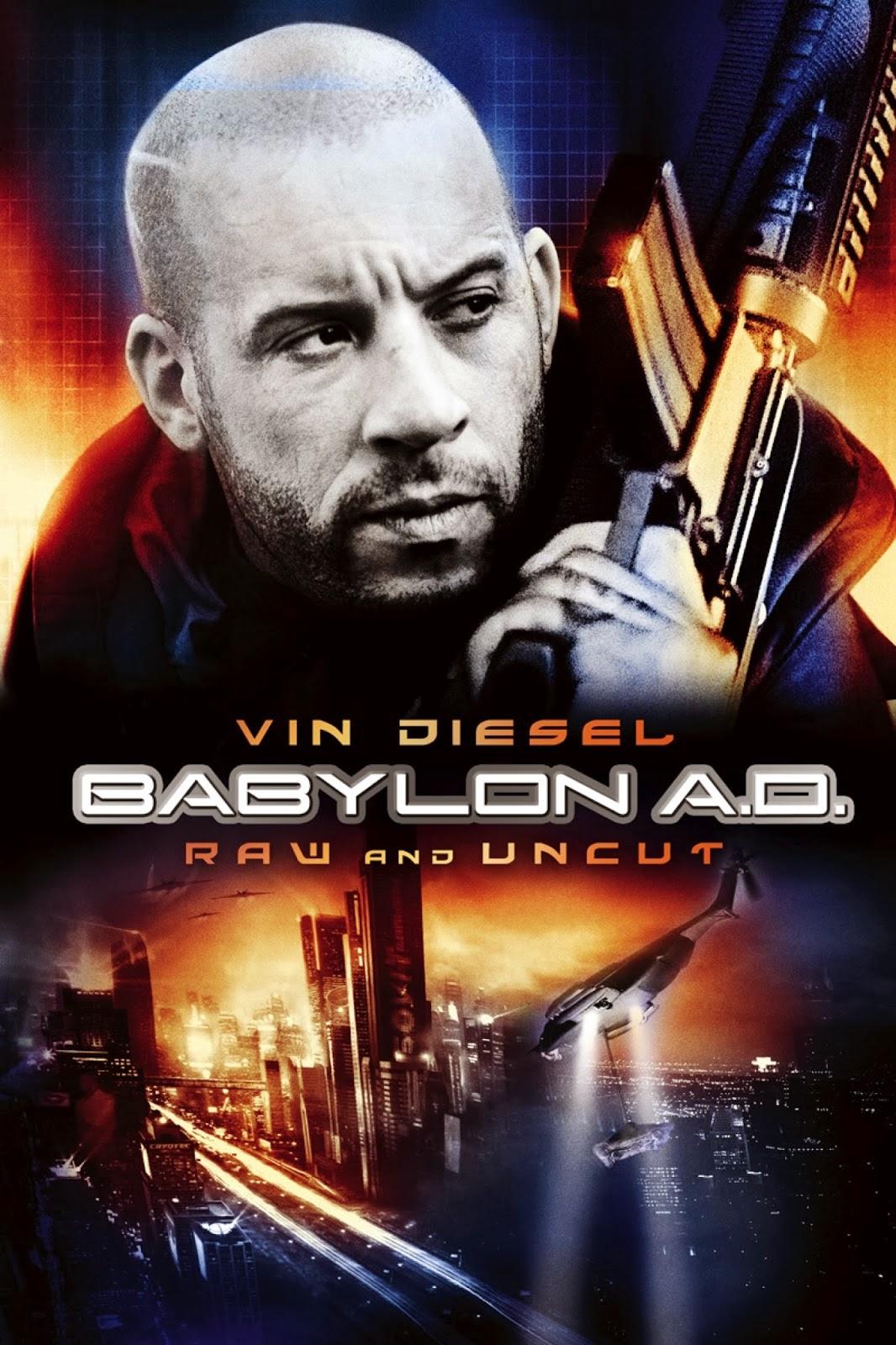 Babylon A.D. บาบิลอน เอ.ดี. ภารกิจดุ กุมชะตาโลก [HD][พากย์ไทย]
