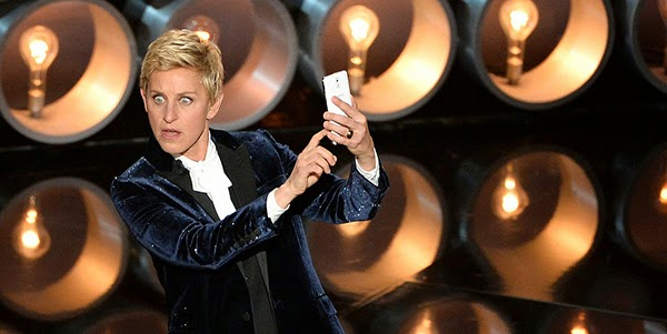 Nokia thinks Ellen should have used a PureView at the Oscars