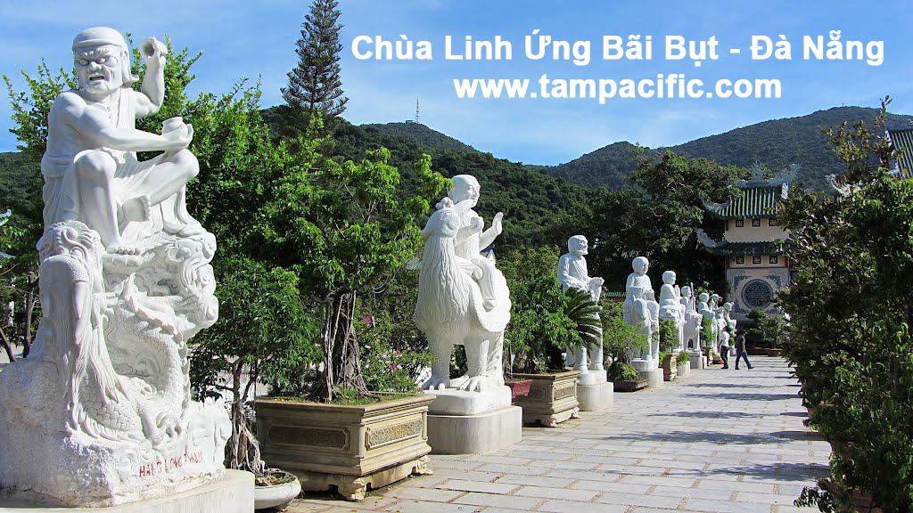 Địa chỉ chùa Linh Ứng tại Đà Nẵng với vẻ đẹp non nước Ngũ Hành Sơn