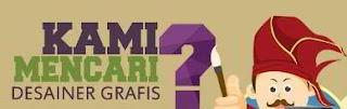 Lowongan Kerja Desainer Grafis Makassar Terkini